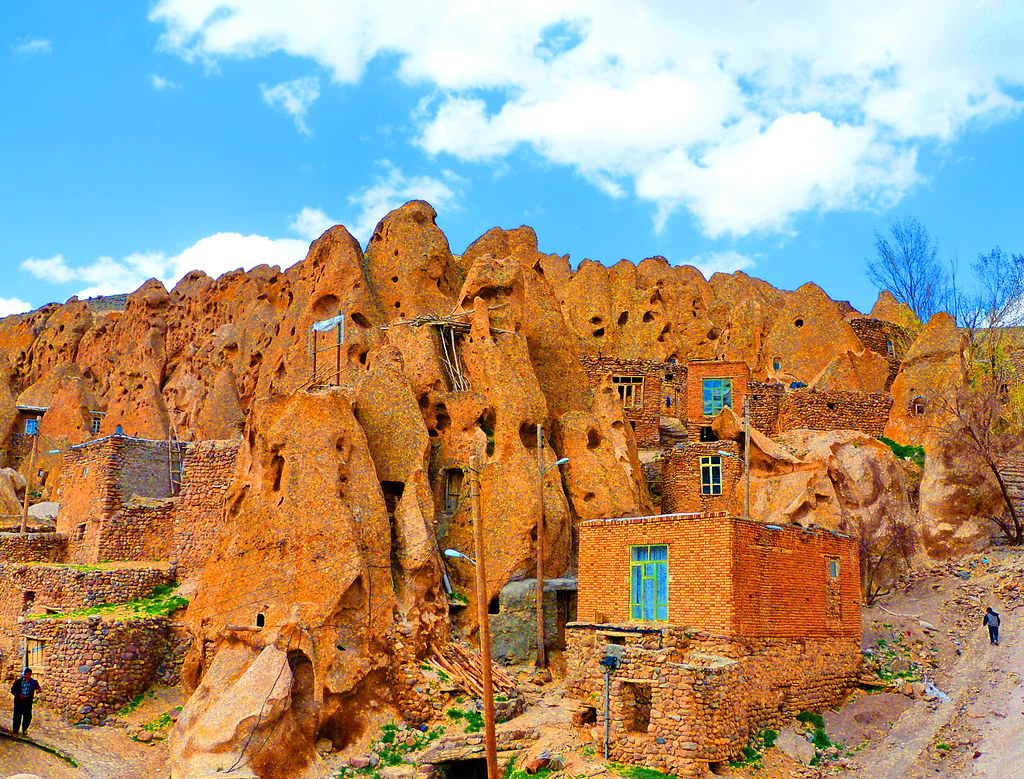 The Wonderful Village - Kandovan, Osku, East Azerbaijan Pr… | Flickr