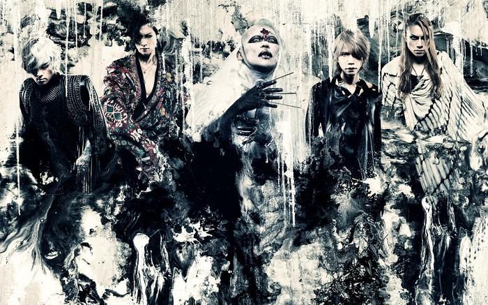 日本搖滾樂團 DIR EN GREY 新單曲 The world of mercy 將於9月18日發行