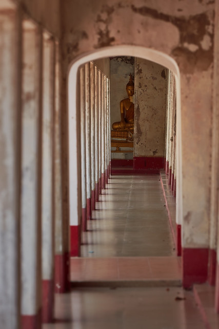 Bangkok – Wat Bowon Mongkhon