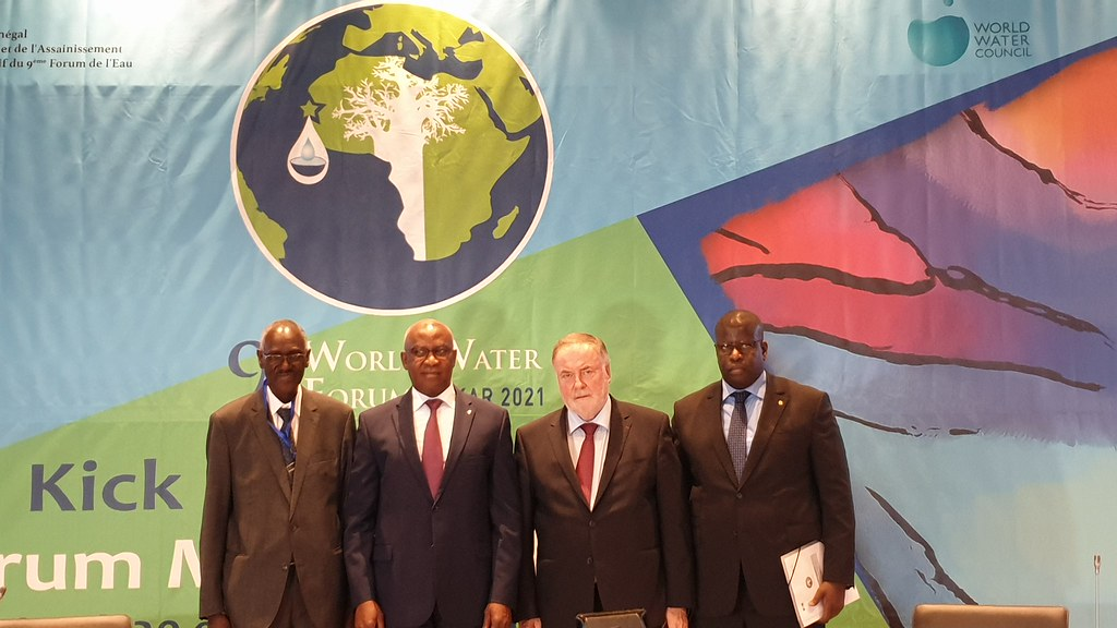 9th World Water Forum kick-off meeting, Diamniadio (Dakar), Senegal