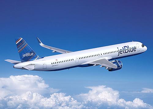 JetBlue A321XLR (Airbus)