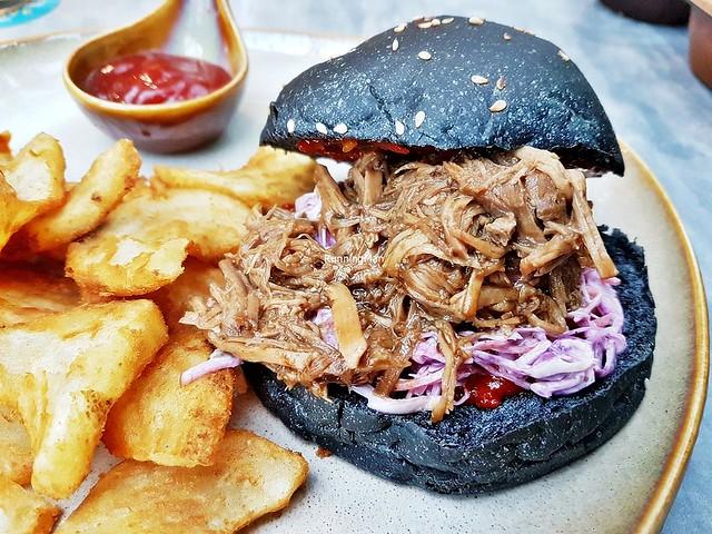 Kalua Pork Burger