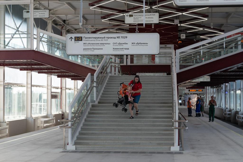 Доступное метро: возможно у них, невозможно у нас