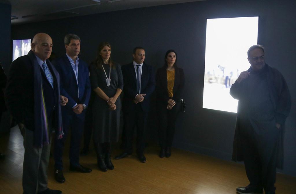 2019-06-21 PRENSA: Uñac presentó oficialmente la muestra del distinguido artista estadounidense Bill Viola