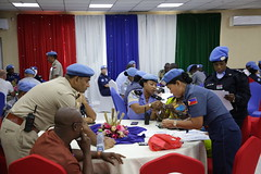 Gambian Police Medal Ceremony