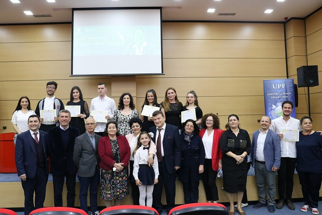 Albania-2019-05-02-Albanian Youth Inspired by UPF Founder