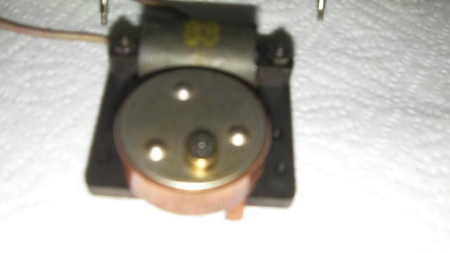 Clock/timer motor