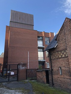 Chester Central Telephone Exchange