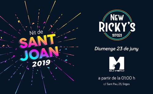 Disco New Ricky's