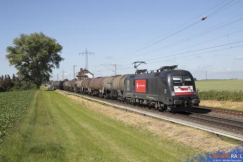 ES 64 U2 066 . Crossrail . 41597 . Herrath . 21.06.19.