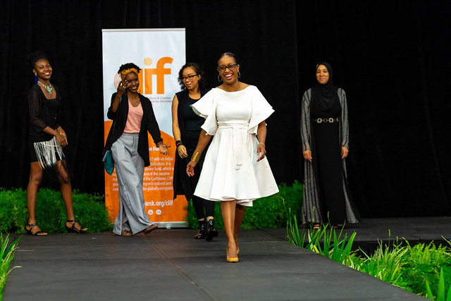 Flick album: 49th Annual Meeting- CIIF Fashion Show