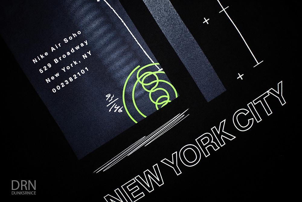 New York Nike.