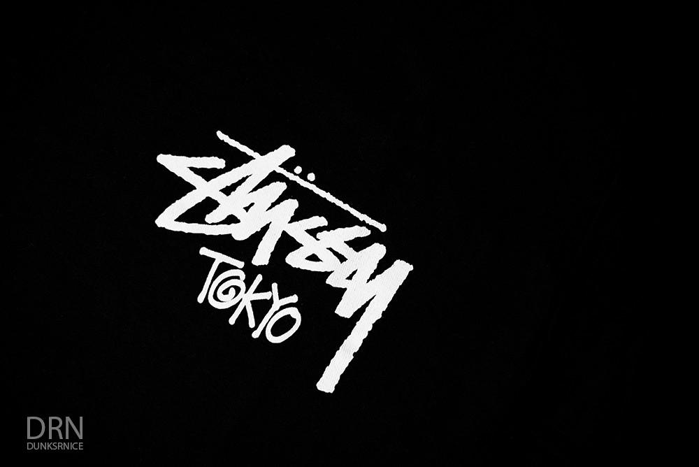 Stussy Tokyo.