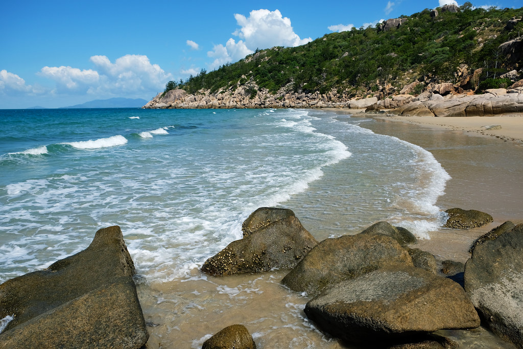Rocky Bay, Magnetic Island, Queensland, Australia