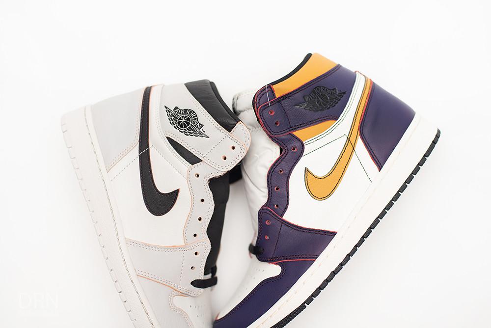 Jordan SB 1's.