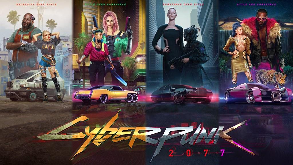 Cyberpunk 2077 4K Wallpaper   Knoxeh   Flickr