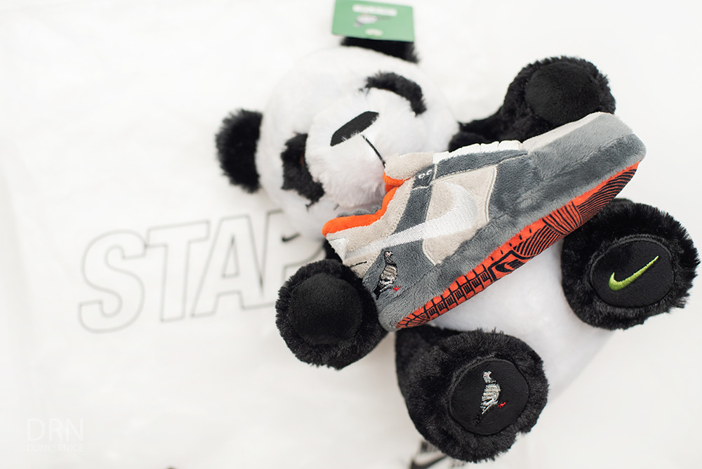 Staple Panda.