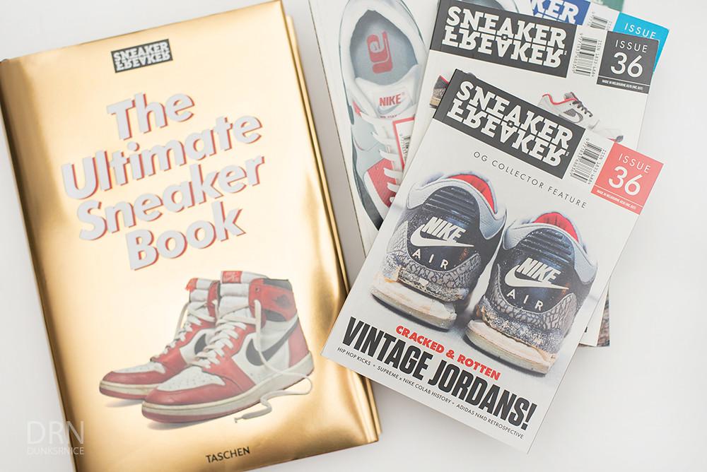 Sneaker Freaker Book.