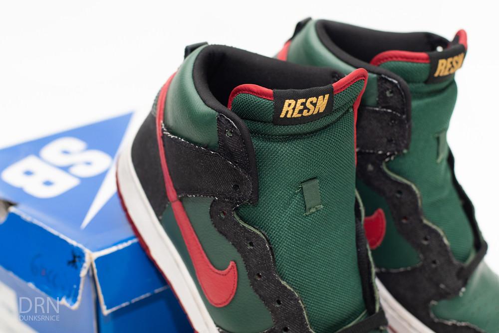 Nike SB RESN Highs.