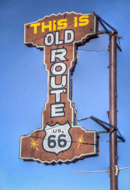 This Is Old Route 66