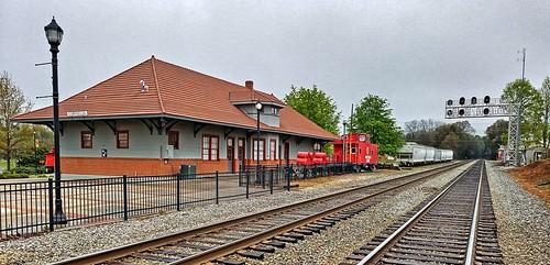 Southern Railway Depot- Cornelia GA