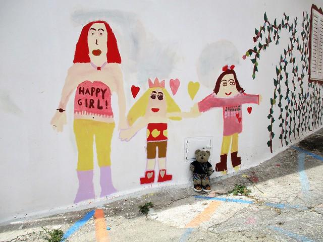 Cool street art!