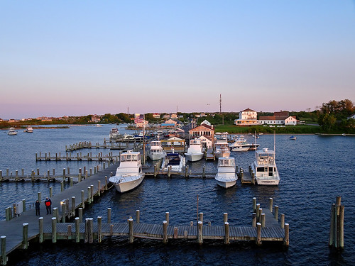 photo newharbor blockisland rhodeisland sunset boat dock pier wharf harbor waterfront