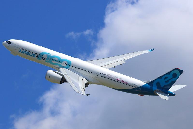 Airbus Industrie Airbus A330-941 F-WTTN