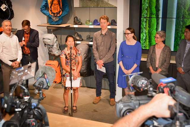 Business Coalition for a Clean Economy launch