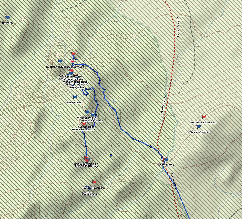 Зачищая хвосты по Юте и окрестностям. Часть 3