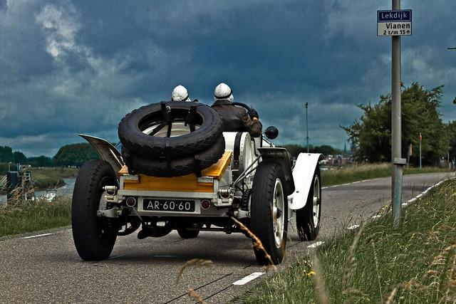 American LaFrance Type 12 Speedster 1917 (6590)