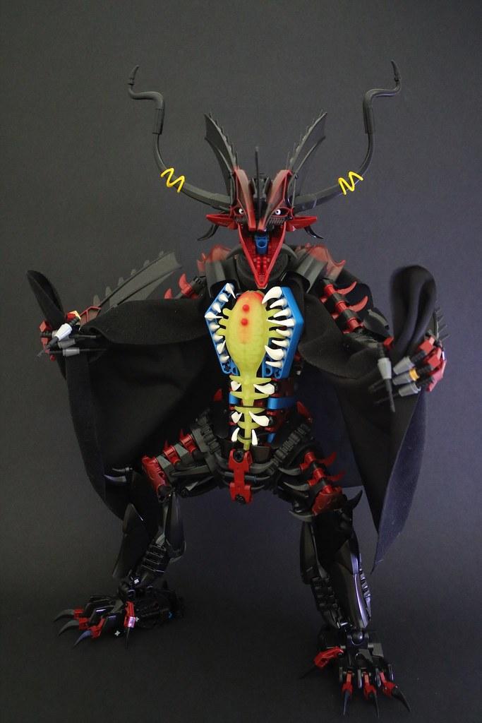 Hellgeist Bazuulg (custom built Lego model)