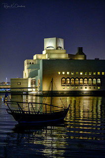 Images from Doha ...