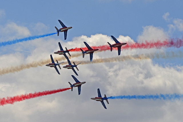 2019.06.21.200 LE BOURGET - Dassault Alpha Jet E - Patrouille de France