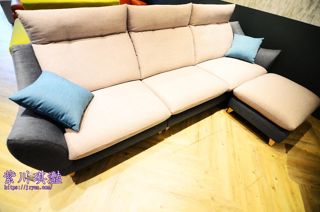盤腿沙發-0001