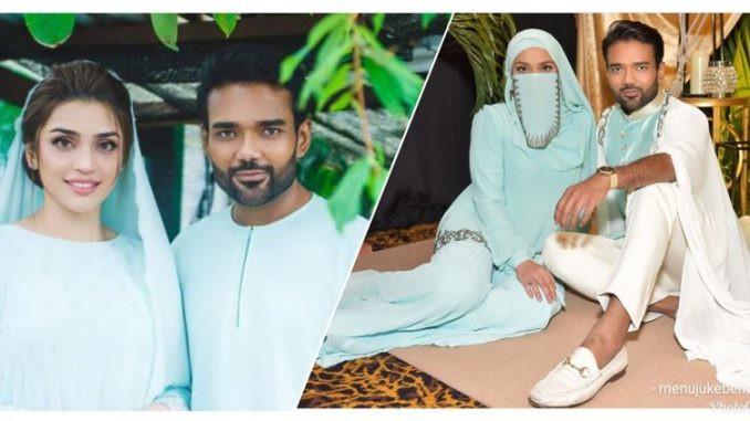 Pereka Fesyen Rizman Pilih Nurida Suraya, Ahli Perniagaan Sebagai Bakal Isteri