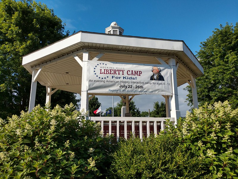 Hocking Hills LIBERTY CAMP For Kids!