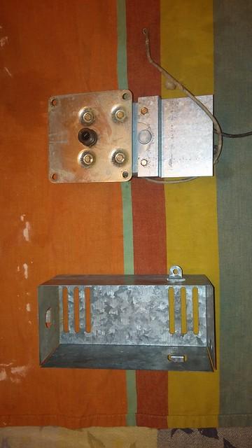 Rotisserie motor