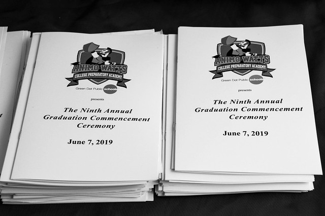 Ánimo Watts Charter High School Graduation 2019