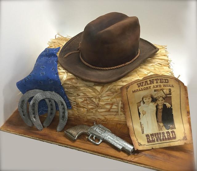 western-birthday-cake
