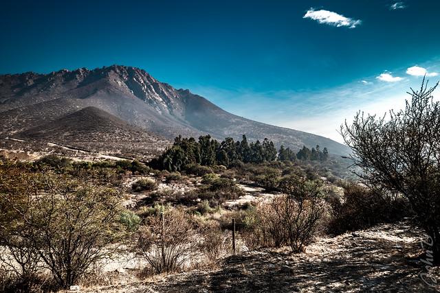 Mountains of Chacabuco - Ruta San Martin