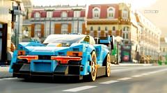 McLaren Senna Lego Edition
