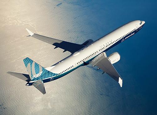 Boeing B737MAX 10 (Boeing)