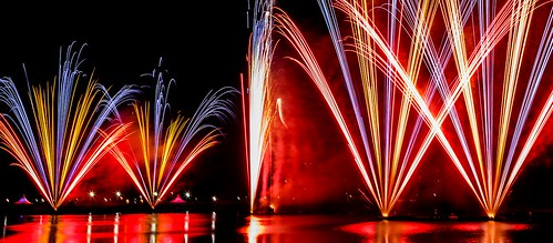 Red, Hot & Boom at Cranes Roost Park