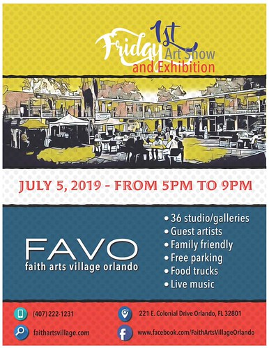 'FAVO' Artist Village Open House