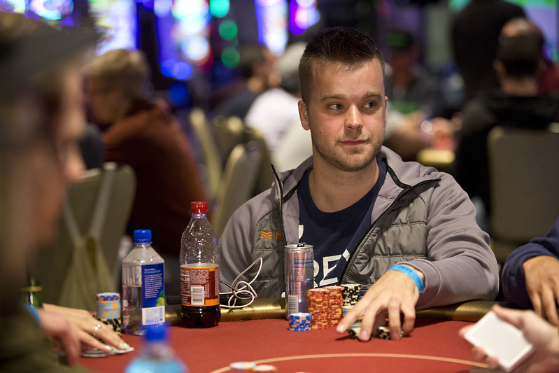 James Hundt Doubles with Kings WPT500 Zynga Poker WPT500 Las
