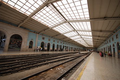 Lisboa Santa Apolónia Train Station