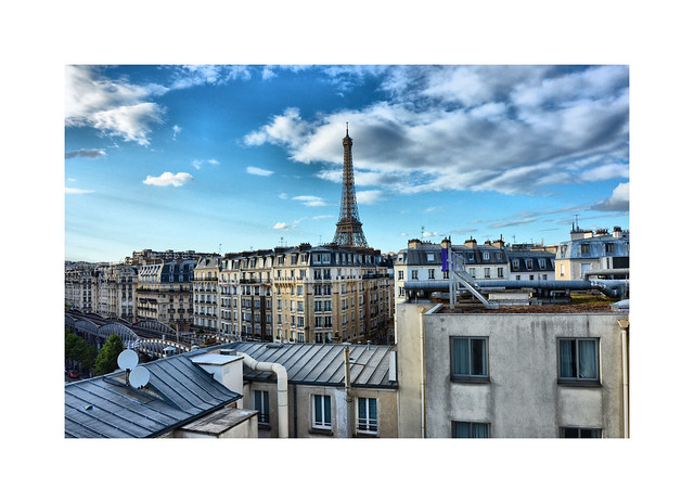 Un très bon matin Paris