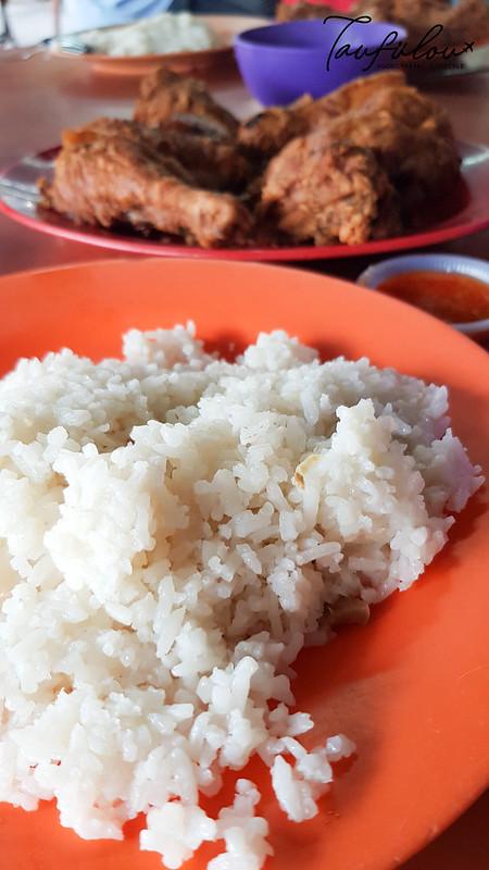 Segambut Fried chicken Rice (2)