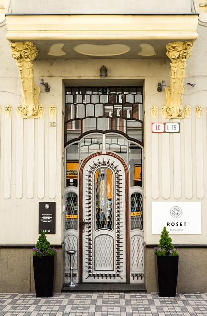 Doors Of Bratislava No. 6